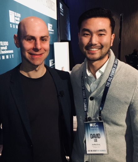 Adam Grant and David R Lee