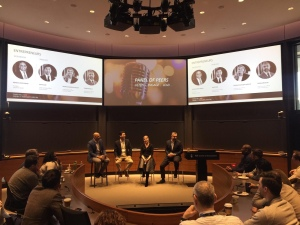 Panel of Peers Yale School of Management MBA for Executives